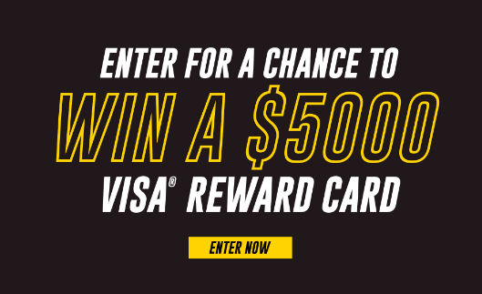 Pep Boys and Pennzoil want you to have a chance to really score this football season! Enter now for your chance to win a Visa gift card worth $5000!