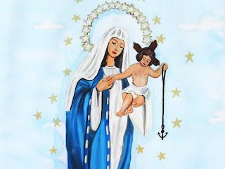 oração a Nossa Senhora dos Navegantes