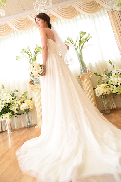 Hawaii Wedding Gown