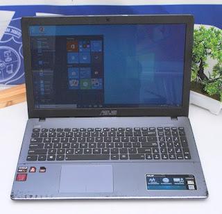 Asus X550Z Laptop Gaming Bekas