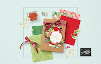 Stampin' Up! July-December 2021 Mini Catalog Cover