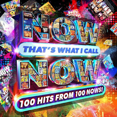 NOW That's What I Call NOW 2018 5CD Mp3 320 Kbps