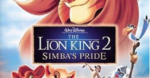 the lion king 2  simba u0026 39 s pride  1998