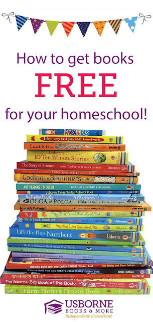 How to Get Free Books for Your Homeschool