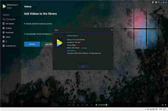 تحميل برنامج تشغل الفيديو والصوت DVDFab Media Player