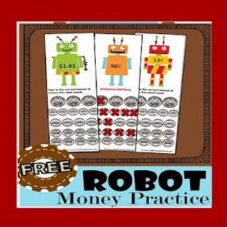 Robot Money Practice