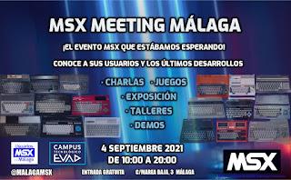 MSX Meeting Málaga 2021
