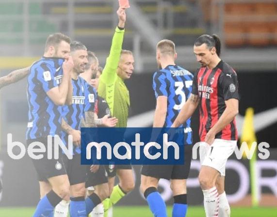 نتيجة لقاء يوفنتوس وإنتر ميلان في نصف نهائي كأس إيطاليا