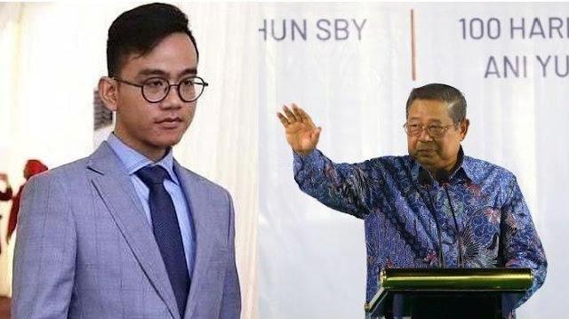 SBY Restui Partai Demokrat Dukung Putra Jokowi Gibran Rakabuming di Pilkada Solo