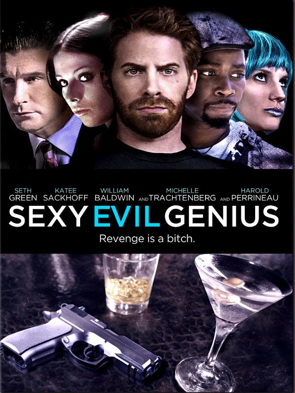 pelicula Sexy Evil Genius (2013)