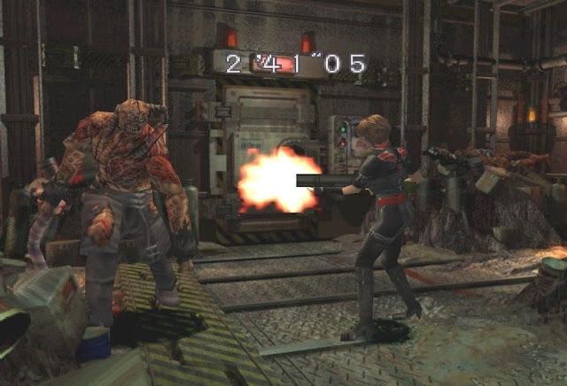 Imagem do Resident Evil 3: Nemesis