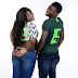 Super Eagles player Simon, welcomes daughter with his wife
