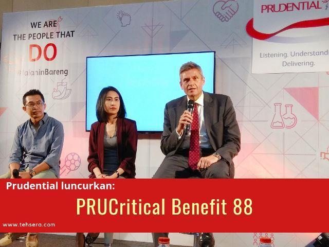 prucritical benefit 88 dari prudential