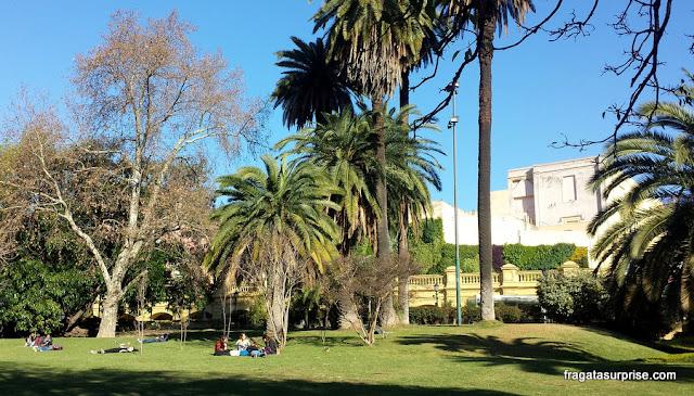 Plaza Francia, Recoleta, Buenos Aires