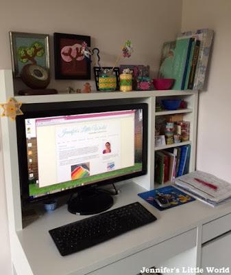 Behind the scenes of my blog