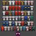 Confira todas as camisas titulares dos campeões da Copa Libertadores