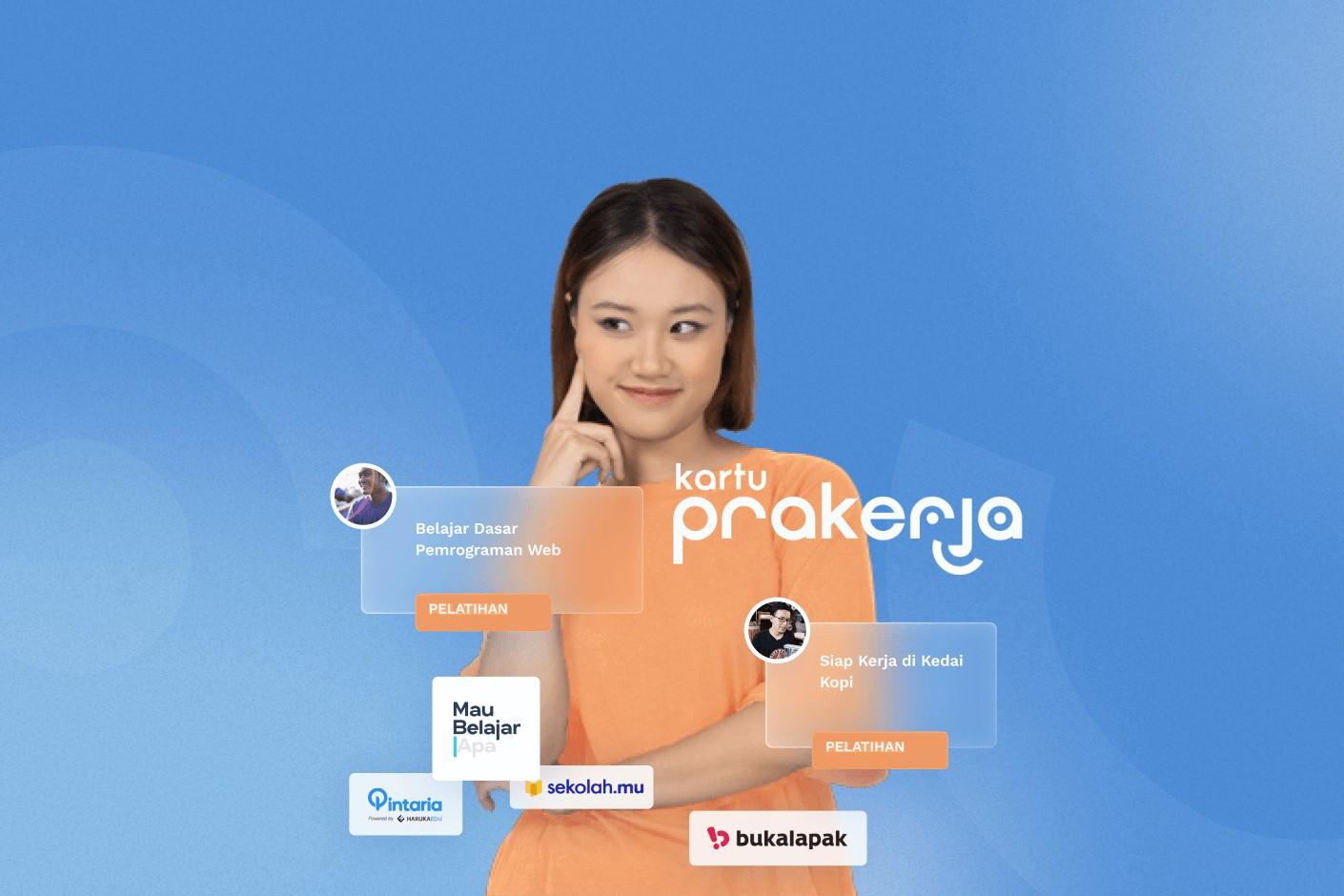 Cara Mendaftar Program Kartu Prakerja Gelombang 20 Secara Online