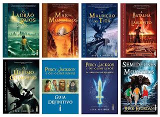 Percy Jackson & Os Olimpianos