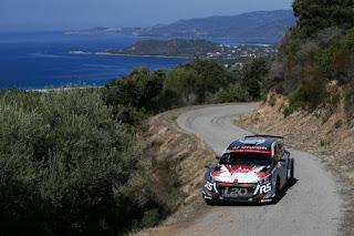 Hyundai Motorsport a obtinut primul succes pentru noua generatie i20 R5 in cadrul Rallye du Var