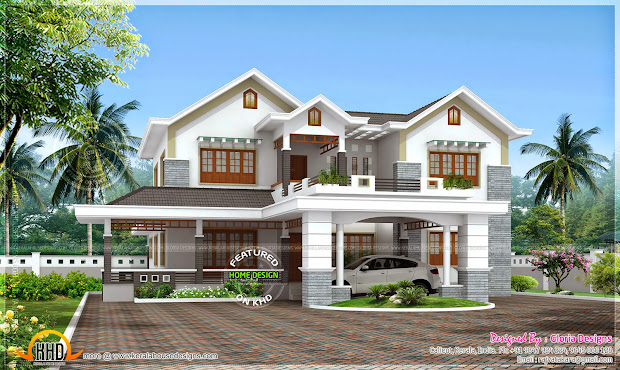 Beautiful 4 Bedroom House Plans for Modern Homes