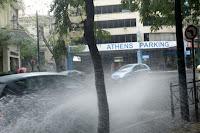 """ΕΚΤΑΚΤΟ: Ραγδαία επιδείνωση του καιρού με """"χαλάζι και καταιγίδες"""" από την Κυριακή"""