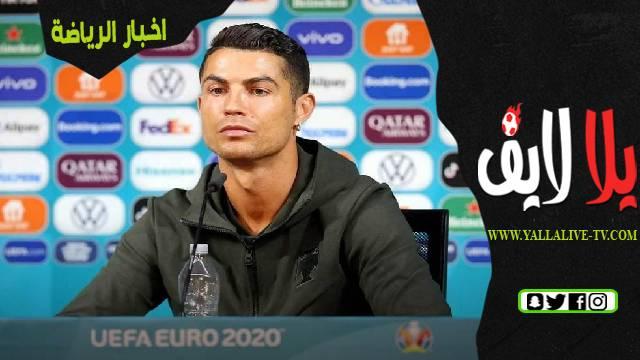 تاثير اللقاء الصحفي مع اللاعب البرتغالي