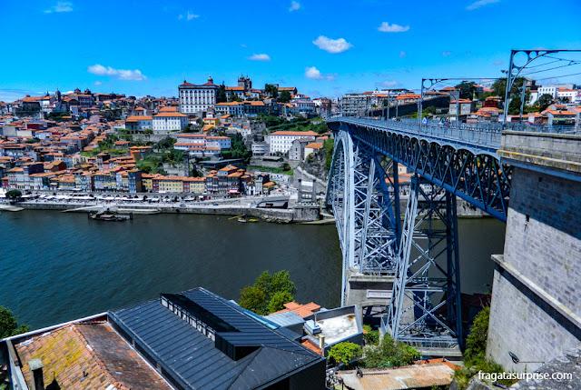 Cidade do Porto, onde se celebra o São João mais famoso de Portugal