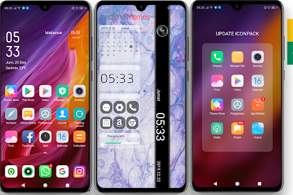 Download Mi Mix Alpha Free Themes for Realme