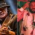 """Carlos Santana presenteia DJ Khaled com linda guitarra pelo seu excelente trabalho em """"Wild Thoughts"""""""