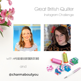 Great British Quilter • Instagram Challenge