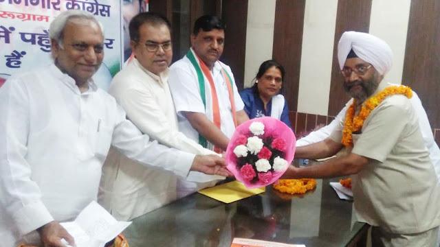 Sardar Surendra Singh becomes Cadinator Small Scale Idriti Haryana