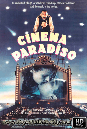 Cinema Paradiso Theatrical Cut [1080p] [Latino-Italiano] [MEGA]