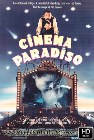 Cinema Paradiso [1080p] [Italiano Subtitulado] [MEGA]