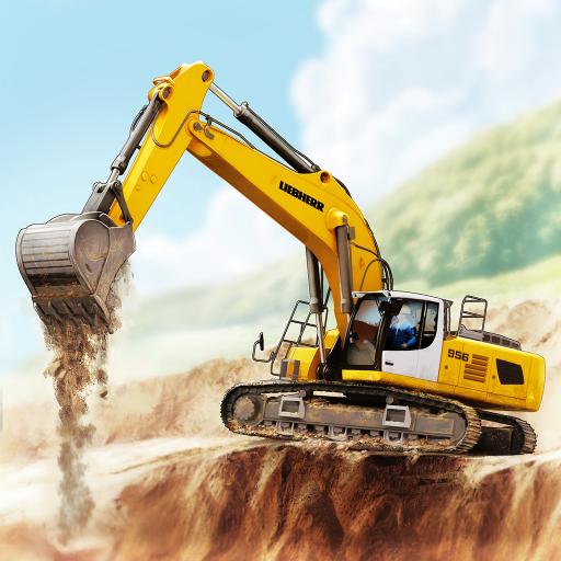 تحميل لعبه Construction Simulator 3 النسخه المدفوعه