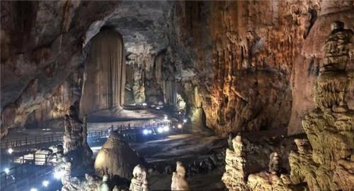 Thế giới ngầm rộng lớn dưới đất ở Việt Nam 1