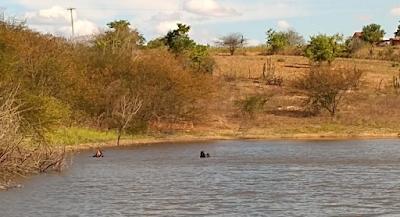 Em Santana do Ipanema/AL, Bombeiros encontram corpo de jovem que morreu afogado em barragem