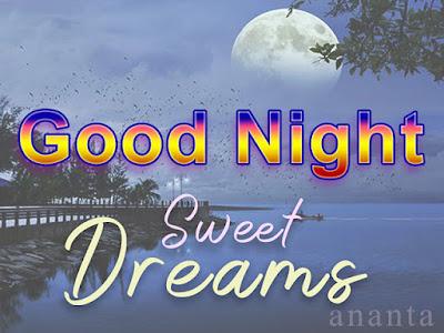 good night image hd me