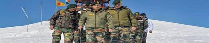 Disengagement Win-Win Situation For Both Sides: Army Chief