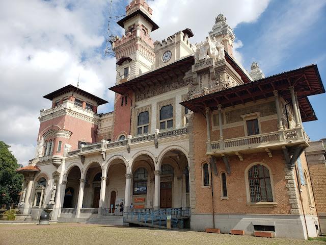 科学博物館 Museu Catavento