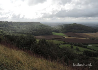 Roulston Scar and Hood Hill North Yorkshire