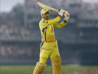 Instances where  DHONI showed his dexterity in IPL