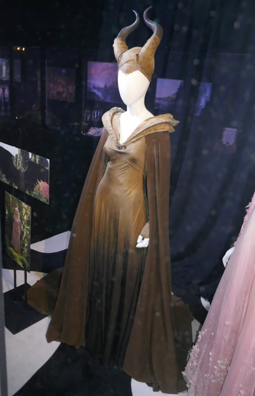 Angelina Jolie Maleficent Mistress of Evil Moors costume