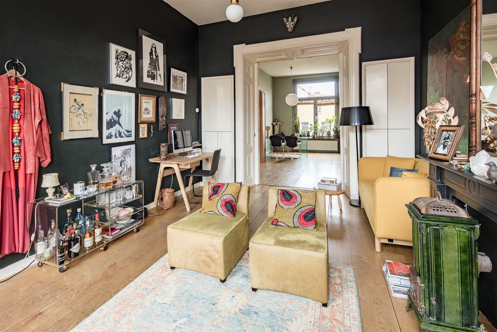 decordemon: A Cozy Bohemian Apartment in Amsterdam