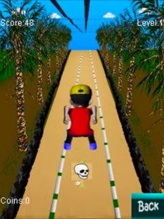 Danger dash java game for mobile. Danger dash free download.