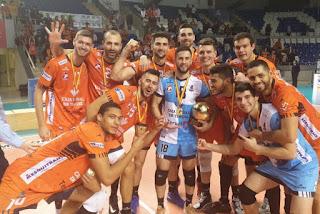 VOLEIBOL - Copa del Rey 2020: El título regresa esta vez a las manos del CV Teruel