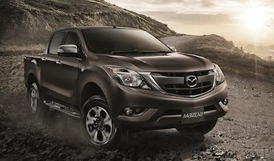 2018 Mazda BT-50 - Changements, moteur diesel, prix