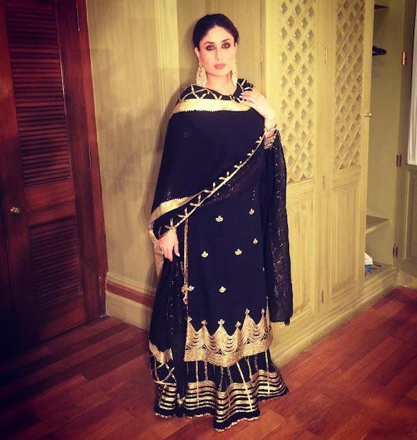 Kareena Kapoor Pregnancy Look