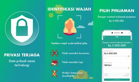 Apk UKU Pinjaman Uang Online Dana Tunai