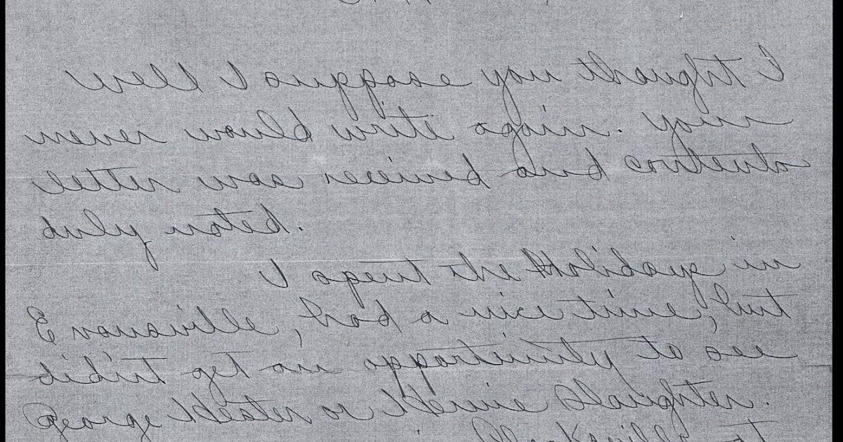 Sweet Tea, Tart Lemons & Memories: The Letter and Envelope