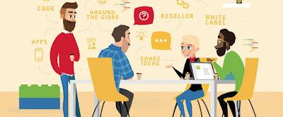 Ide bisnis pelajar jadi reseller